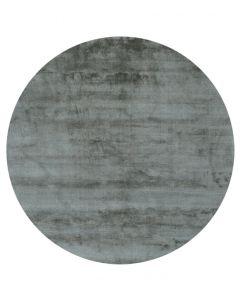 Viskoosimatto Ø180cm harmaa FLAVIA