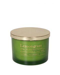 Tuoksukynttilä Lemongrass CLASSIC